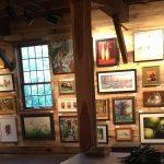 Art at the Mill – Spring 2018 Saturday, April 28 through Sunday, May 13